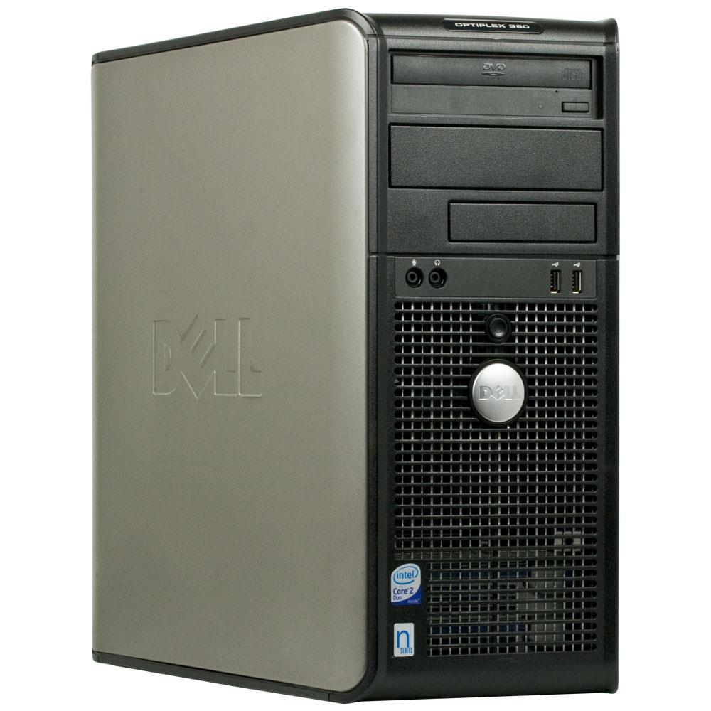 Dell OptiPlex 360 - Support & Treiber, Handbuch, Datenblatt