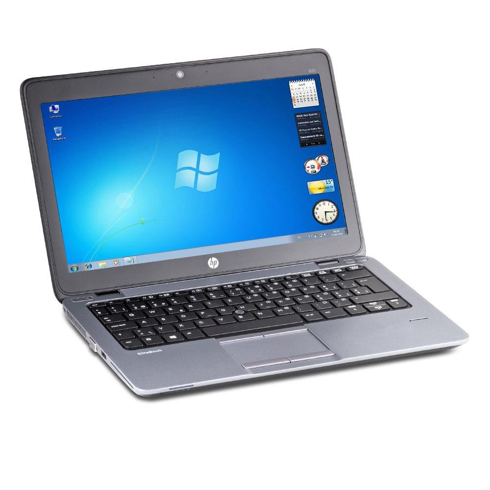 Hp Elitebook 820 G1 12 5 Laptop Core I5 1 9ghz 8gb 256gb