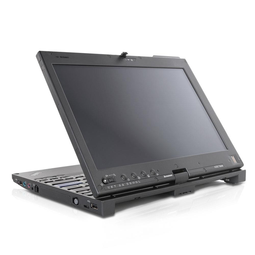 lenovo thinkpad x200 tablet core 2 duo 12 1 4gb. Black Bedroom Furniture Sets. Home Design Ideas