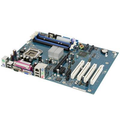Fujitsu-Siemens D1837 Mainboard - 1