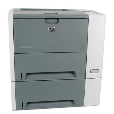 HP LaserJet P3005X - 1