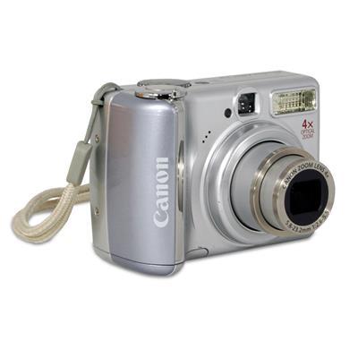 Canon PowerShot A550 - 1