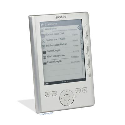 Sony PRS-300 - 1
