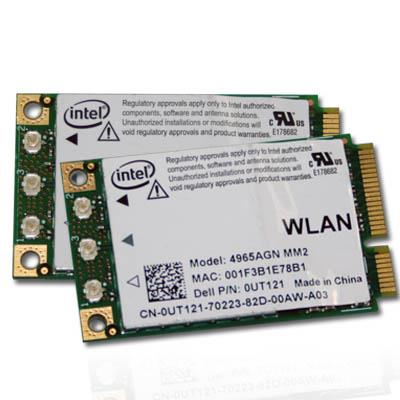 Intel Wireless LAN (11abgn, abg, bg) Treiberpaket - 1