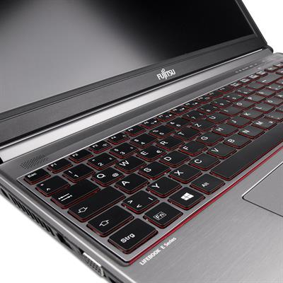 Fujitsu LifeBook E753 - 6