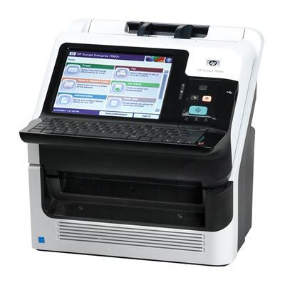HP Scanjet 7000N - 1