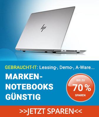 Gebrauchte Notebooks von Top-Herstellern erstaunlich günstig!