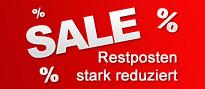 Sale - Einzelstücke stark   reduziert