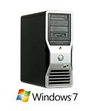 Dell Precision T7400 Workstation 4x 2.33GHz 4GB