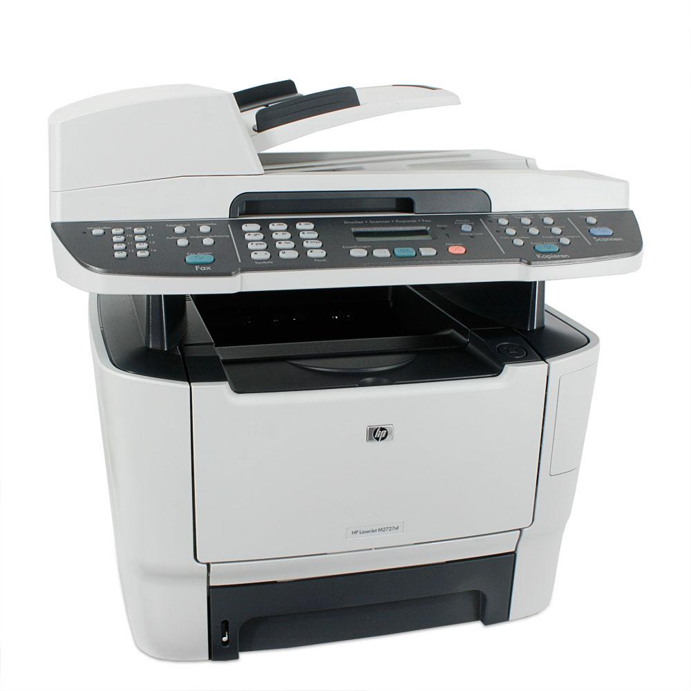 Драйвер сканера HP Laserjet 3052 Windows 7
