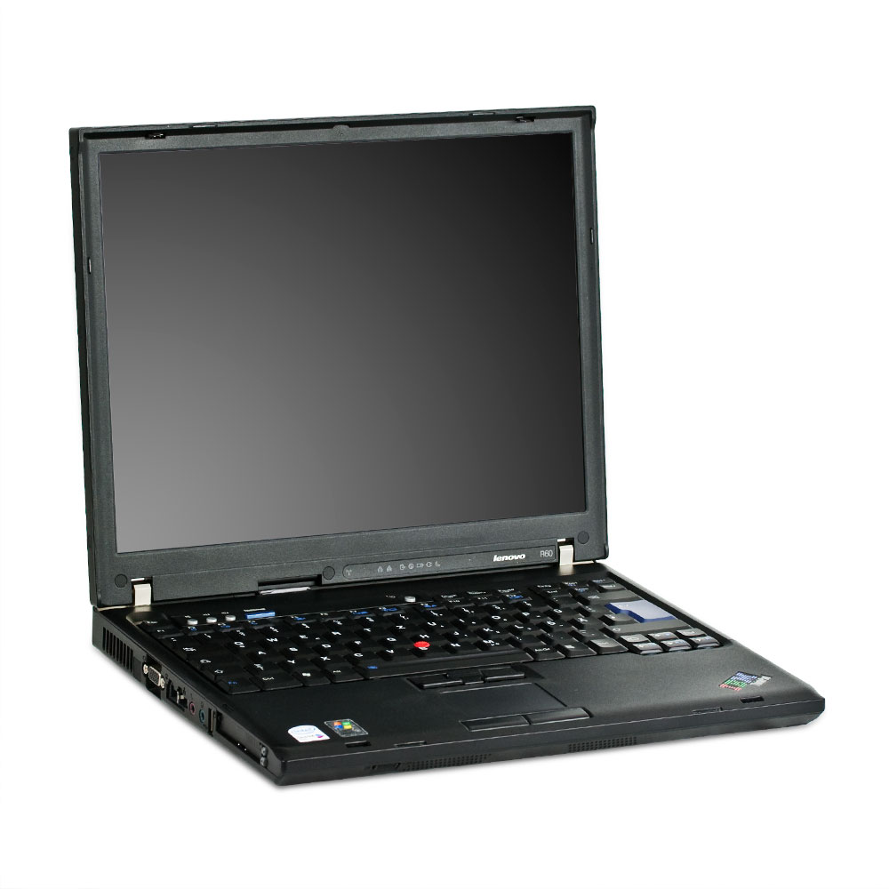 IBM-Lenovo-ThinkPad-R60-Dual-Core-Business-Notebook-refurbished-Laptop-gebraucht