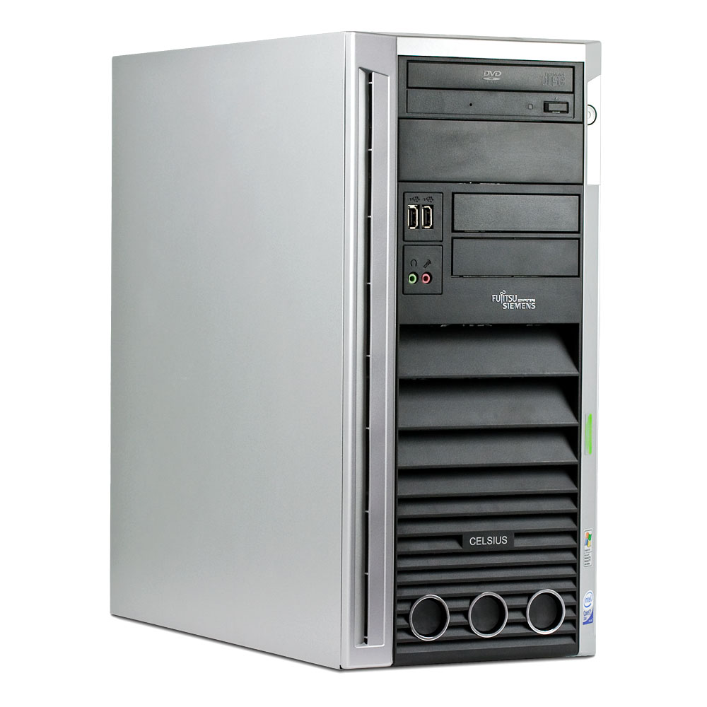 FSC-Workstation-Fujitsu-Siemens-Celsius-W360-Computer-refurbished-PC-A-Ware
