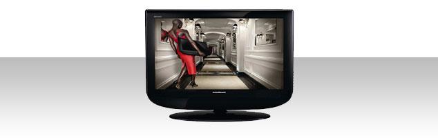 nordmende n325ldf lcd tv fernseher 81cm 32 full hd ebay. Black Bedroom Furniture Sets. Home Design Ideas