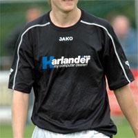 Beitragsbild: Harlander.com sponsert Trikots für den SV Ludwigsmoos