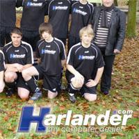 Beitragsbild: Harlander.com sponsert Aufwärmshirts für Bayerdillinger Jugend