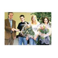 Beitragsbild: 15. August 2007 Harlander GmbH bildet erfolgreich aus!