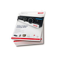 Beitragsbild: Er ist da – der neue ABUS Security-Center Video & Alarm-Katalog 2010
