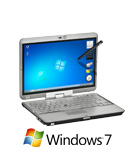 HP EliteBook 2730p Tablet C2D 1.86GHz 4GB Win 7