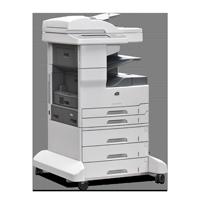 Beitragsbild: HP LaserJet M5035 MFP AIO Drucker