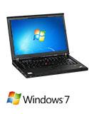 Lenovo ThinkPad T400 Core2Duo 2.26GHz + Win 7