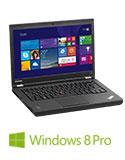 Lenovo ThinkPad T440p i5 4300M 2.6GHz 4GB Win 8