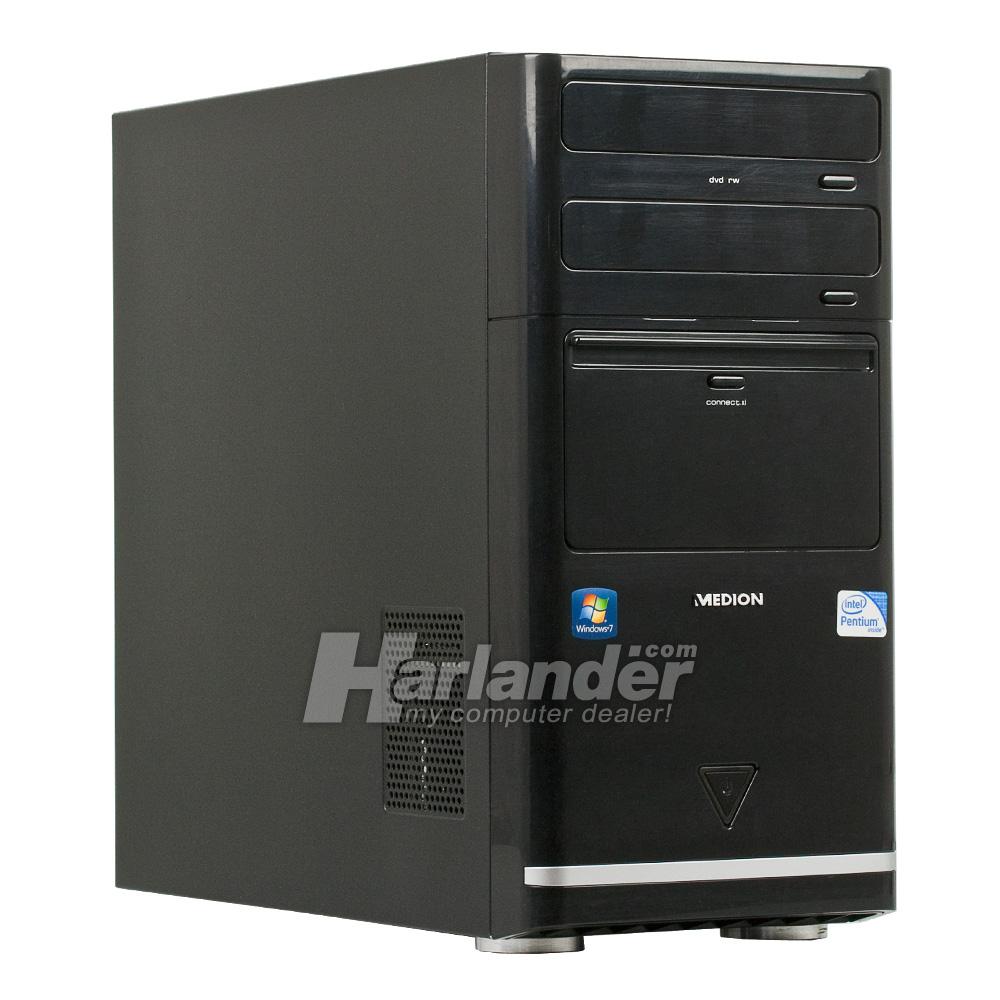 Medion PC MT 14 Intel Pentium 2.7GHz 4GB