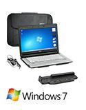 SPARPAKET Fujitsu Lifebook S710 + Windows 7