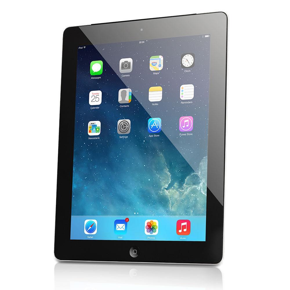 apple ipad 4 gebraucht tsa1 tablet 64 gb schwarz ios. Black Bedroom Furniture Sets. Home Design Ideas