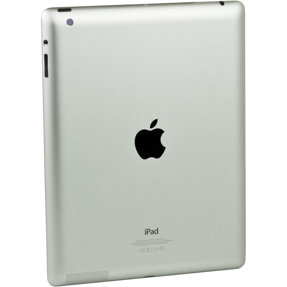 Apple IPad 4 WiFi Celluar 16GB Weiss MD949GP A 10036945