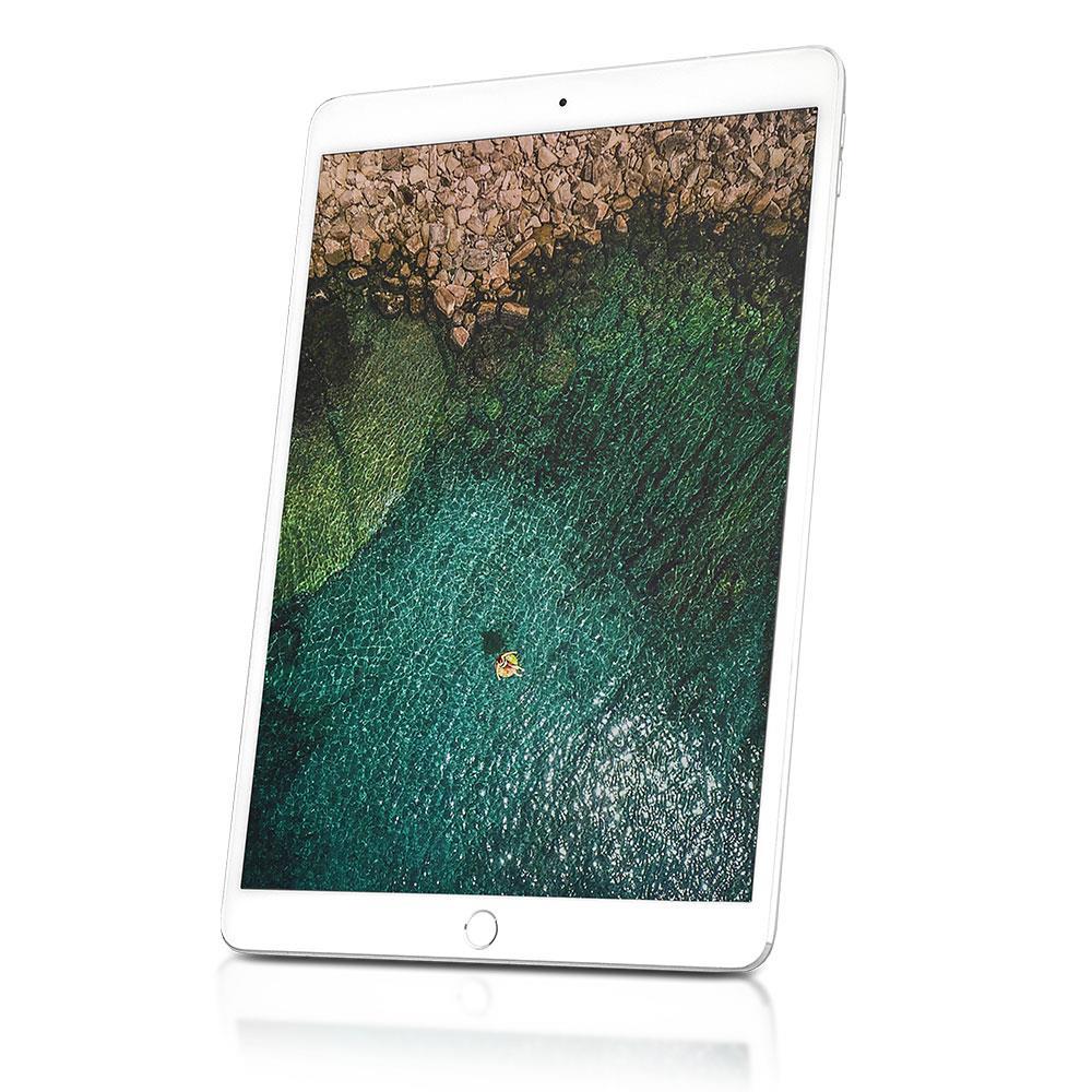 apple ipad pro 10 5 gebraucht tsa2 tablet 256 gb silber ios. Black Bedroom Furniture Sets. Home Design Ideas