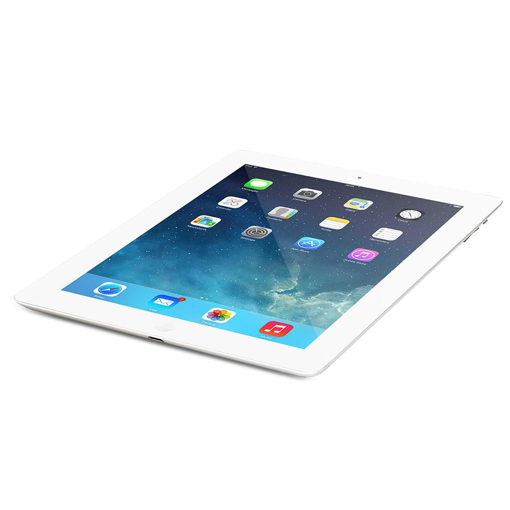 apple ipad 4 gebraucht tsa1 tablet 16 gb wei ios. Black Bedroom Furniture Sets. Home Design Ideas