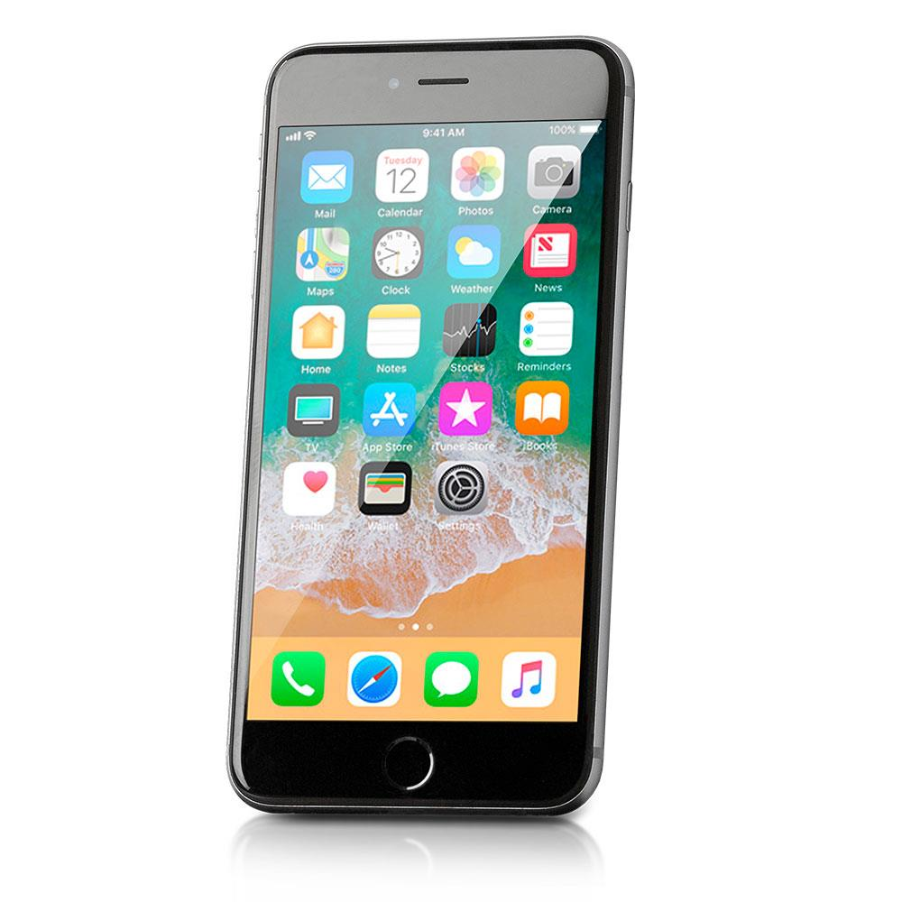 apple iphone 6s plus gebraucht tsb50 smartphone 128 gb spacegrau ios. Black Bedroom Furniture Sets. Home Design Ideas