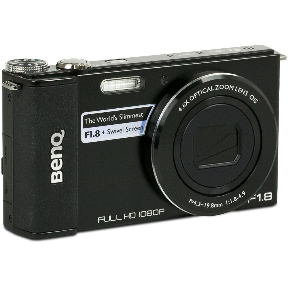 benq dsc g1 digitalkamera kompakt schwarz 14mp 10041203. Black Bedroom Furniture Sets. Home Design Ideas