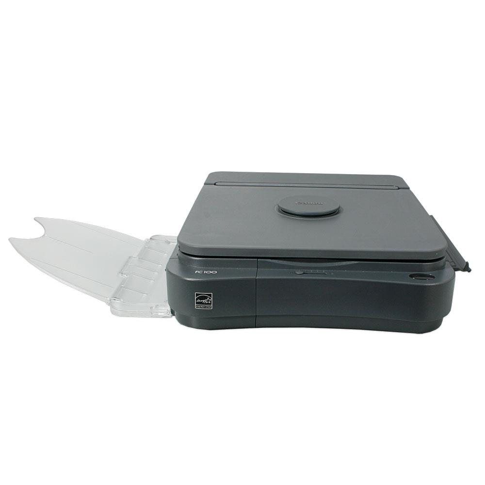 canon fc 100 tragbarer analoge tischkopierer 10015271. Black Bedroom Furniture Sets. Home Design Ideas