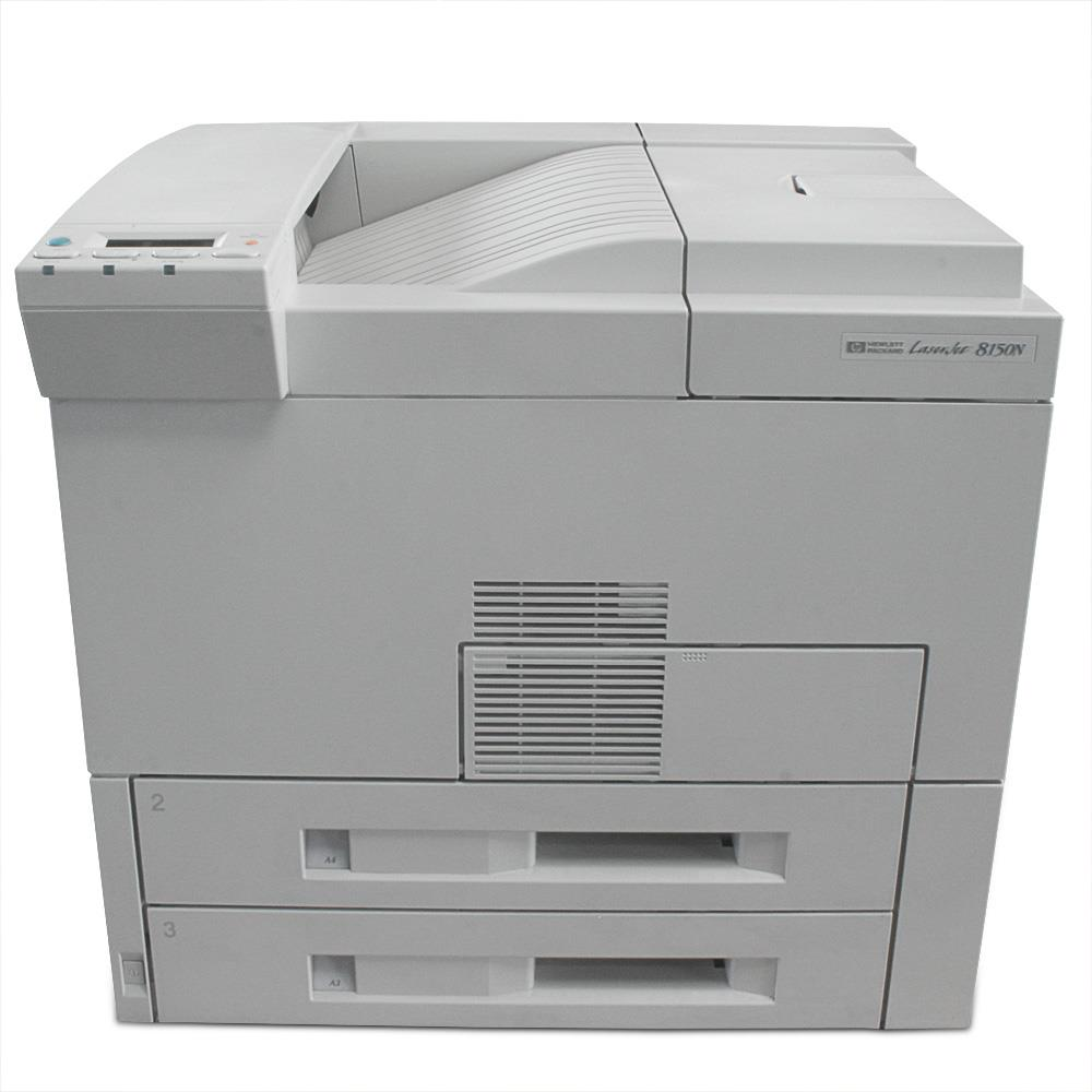 hp laserjet 8150dn laserdrucker din a3 40 mb 10011399. Black Bedroom Furniture Sets. Home Design Ideas