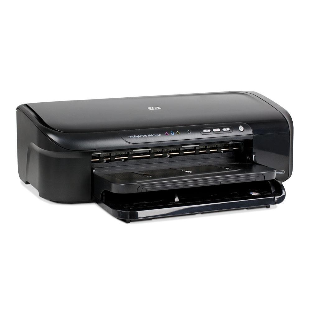 HP OfficeJet 7000 Wide Tintenstrahldrucker DIN A3 10015411