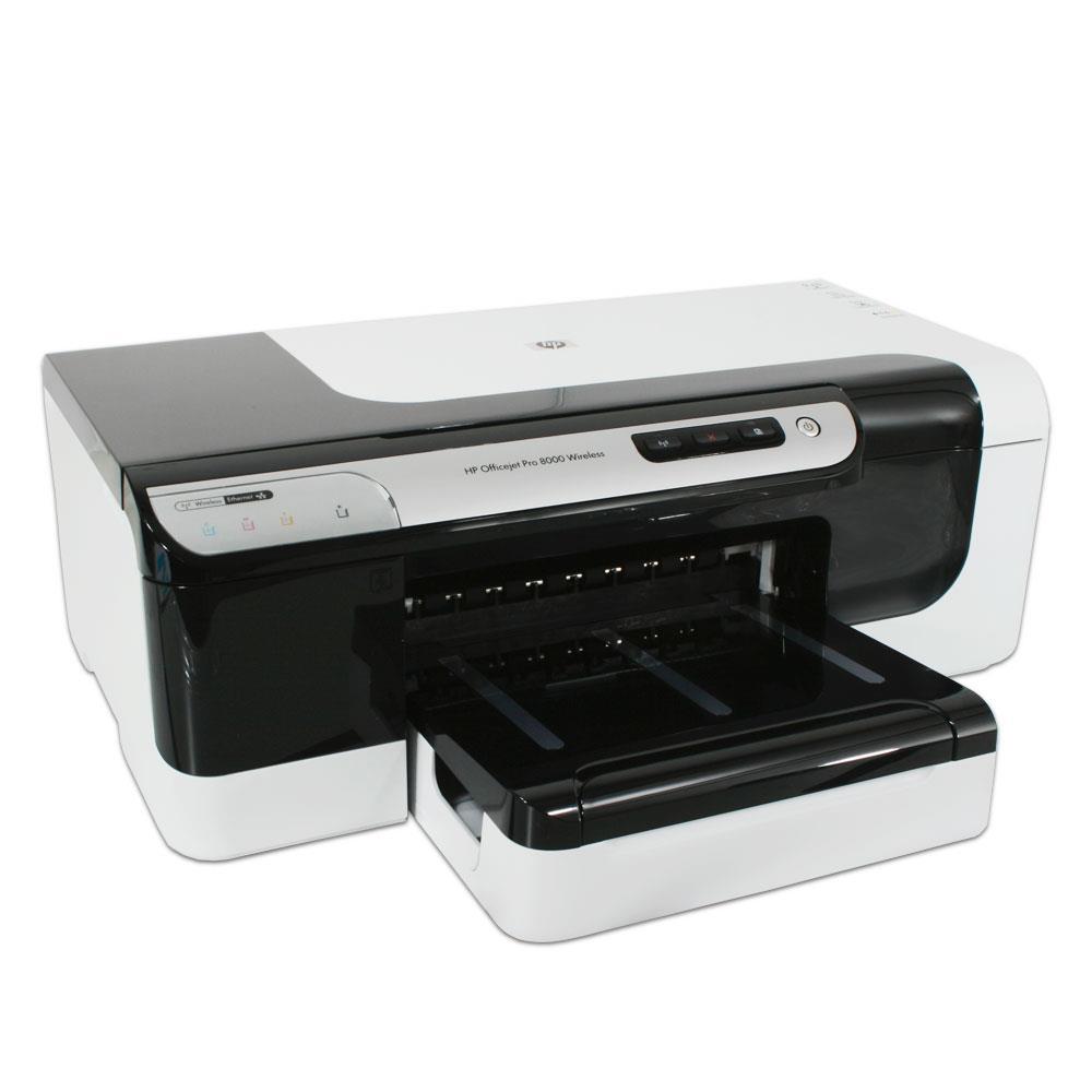 hp officejet pro 8000 wireless tintenstrahldrucker 10016864. Black Bedroom Furniture Sets. Home Design Ideas