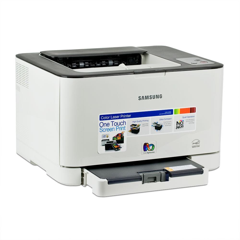 samsung clp 320 farblaserdrucker 2400x600 dpi 10029418. Black Bedroom Furniture Sets. Home Design Ideas