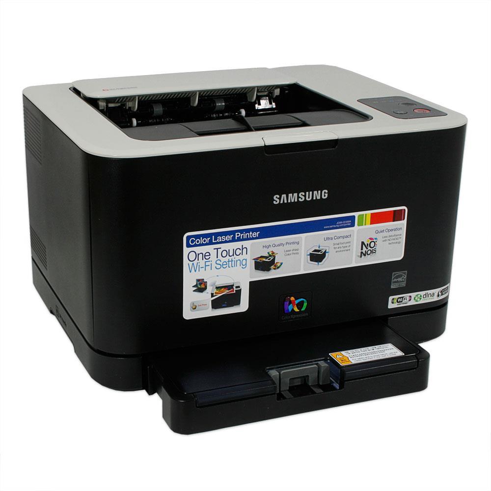 samsung clp 325w farblaserdrucker wireless 10015325. Black Bedroom Furniture Sets. Home Design Ideas