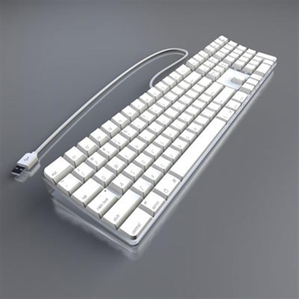 apple a1048 pc tastatur deutsch schweiz 10004082. Black Bedroom Furniture Sets. Home Design Ideas