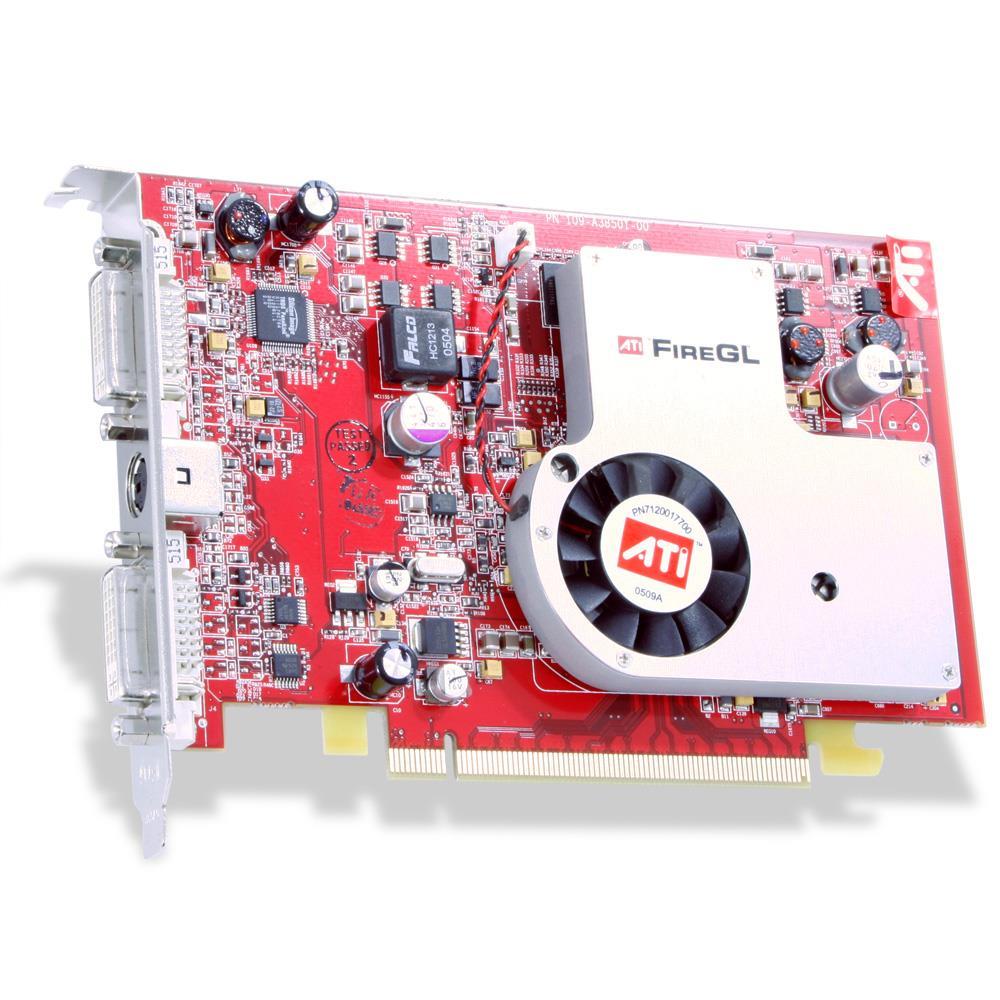 ATI FireGL V5000 Driver for PC