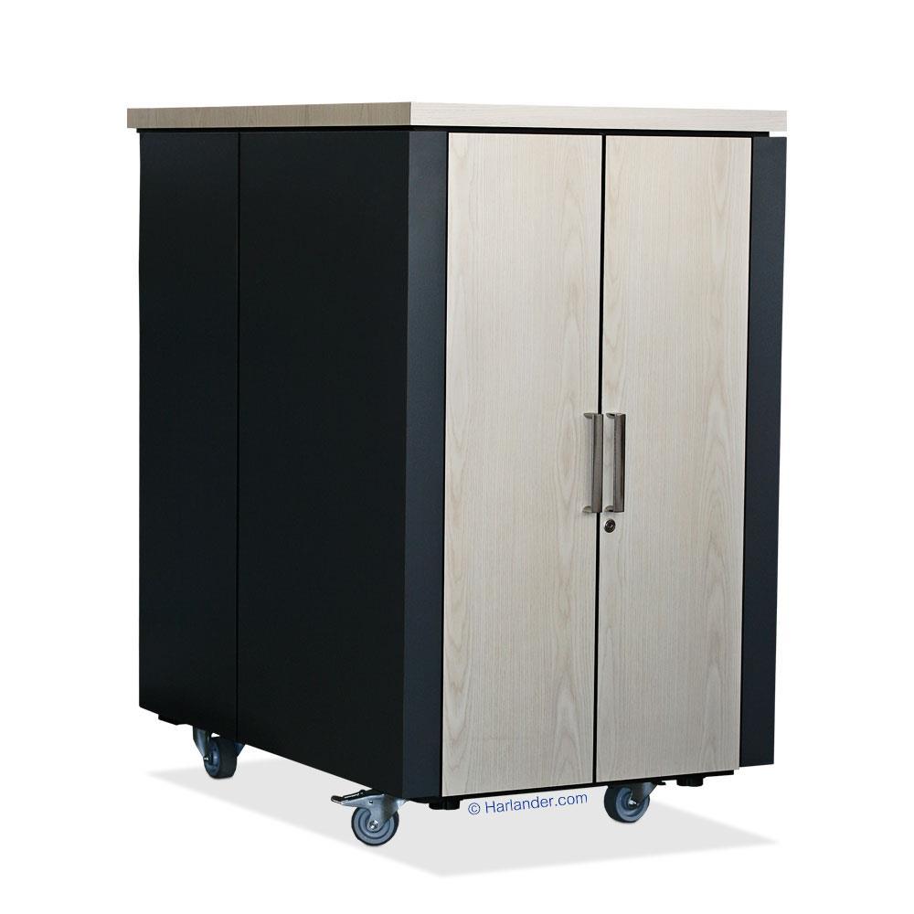 Büro Serverschrank Kell Systems PSE24 24 HE Rack 10021325