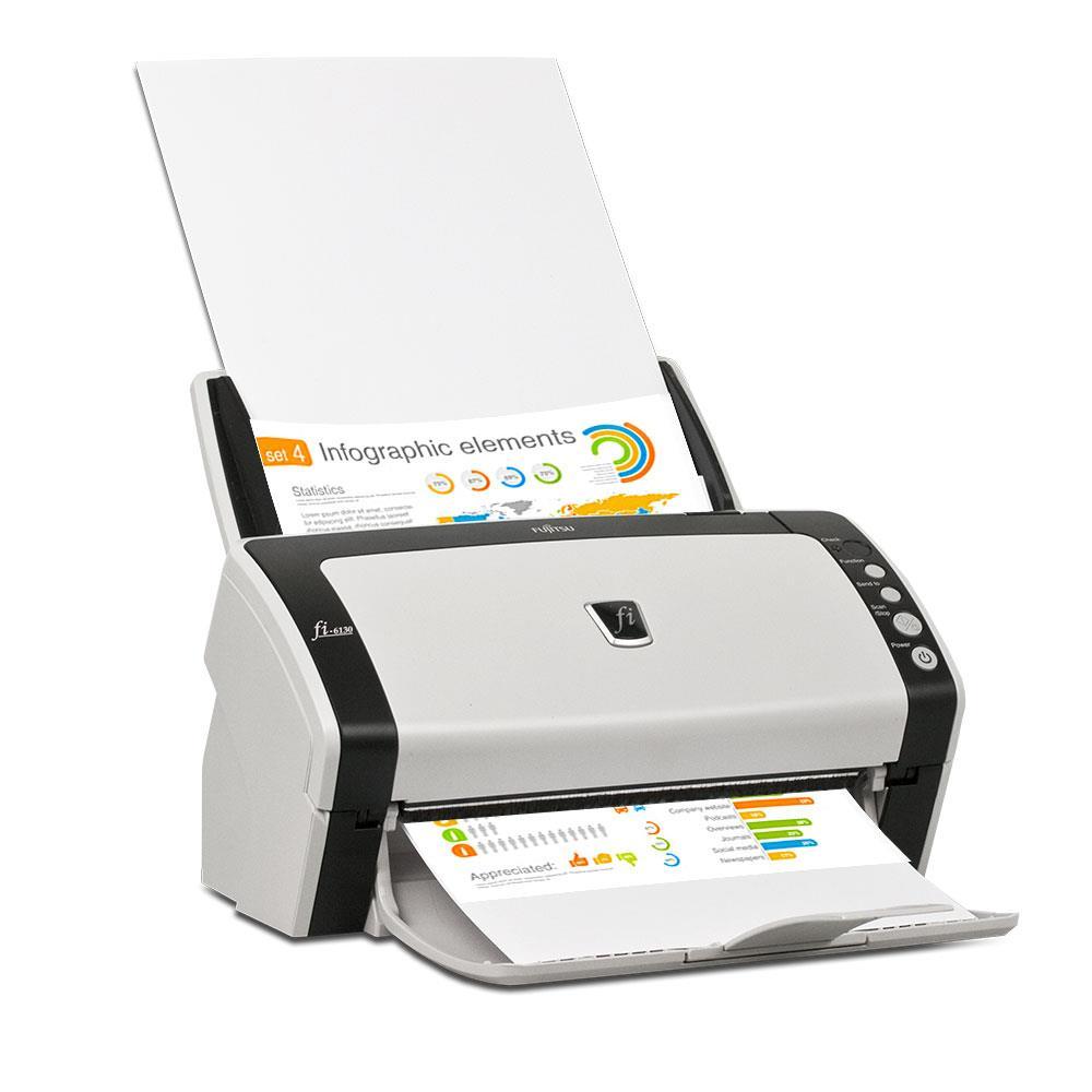 Dokumentenscanner Fujitsu