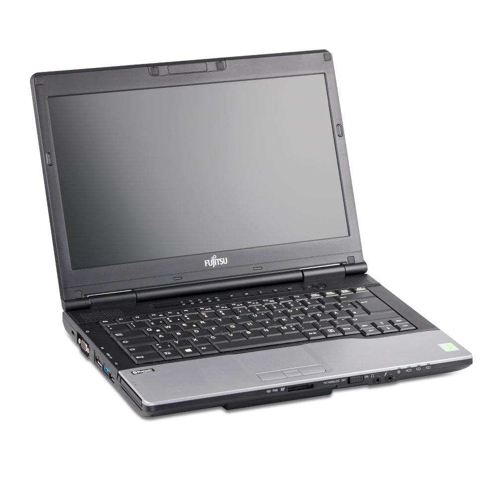 fujitsu lifebook s752 14 laptop core i5 2 6ghz 8gb 500gb. Black Bedroom Furniture Sets. Home Design Ideas