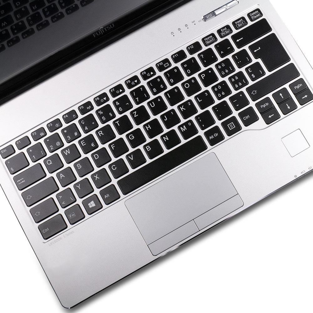 Fujitsu Lifebook S935 - Tastatur