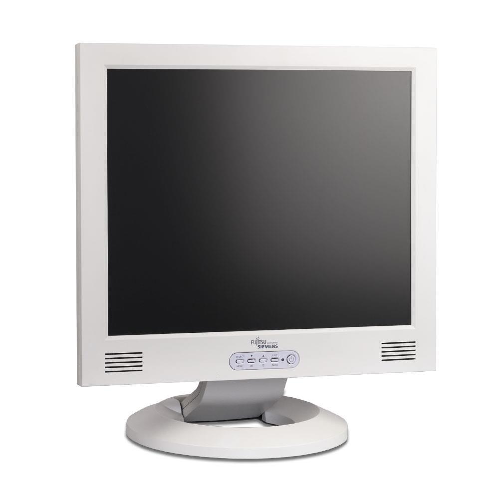 Fujitsu siemens lcd monitor