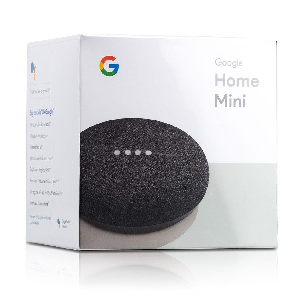 google home mini an8 ga00216 de 360 sound freihand anrufe google a. Black Bedroom Furniture Sets. Home Design Ideas