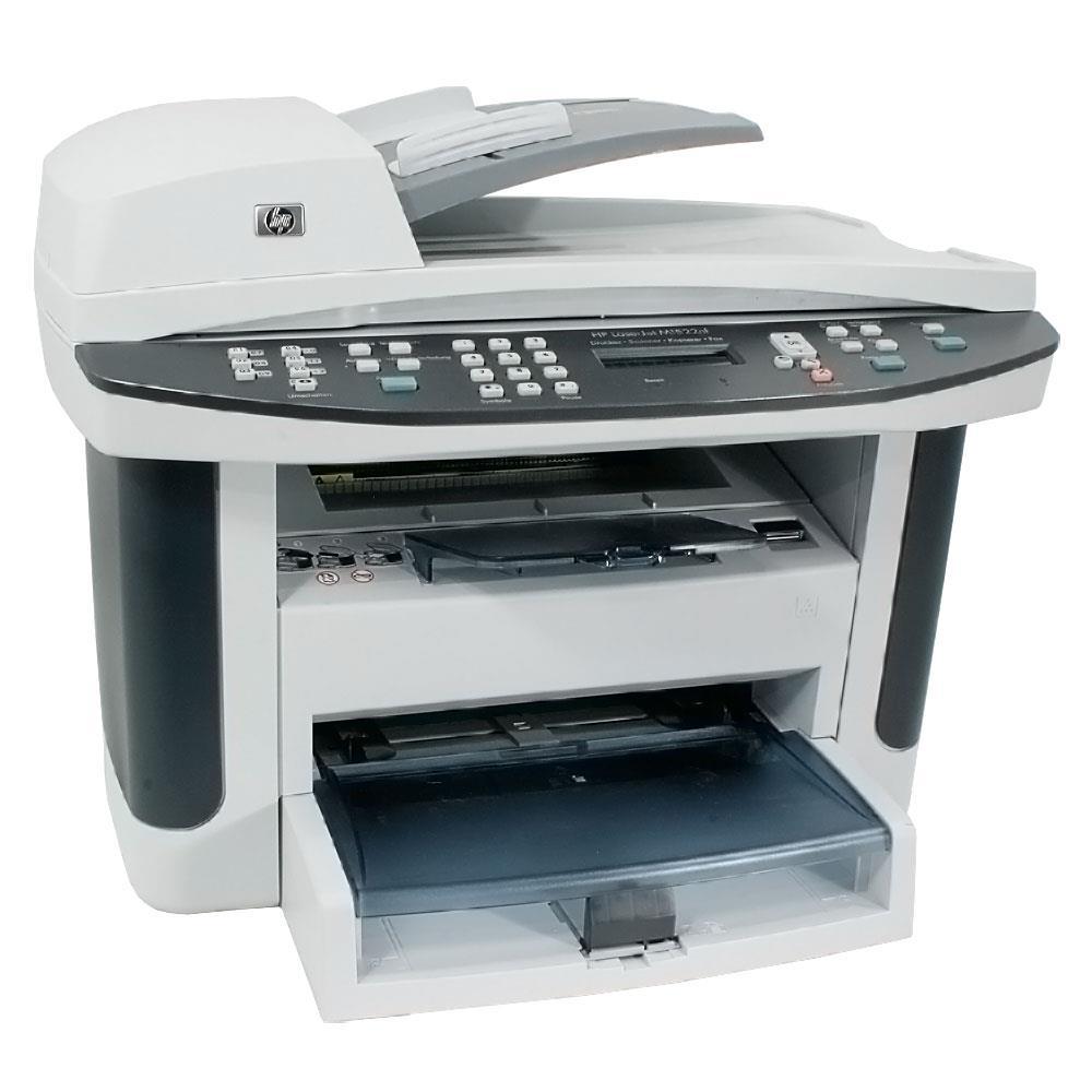 hp laserjet m1522nf mfp aio laserdrucker 64mb 10038770. Black Bedroom Furniture Sets. Home Design Ideas