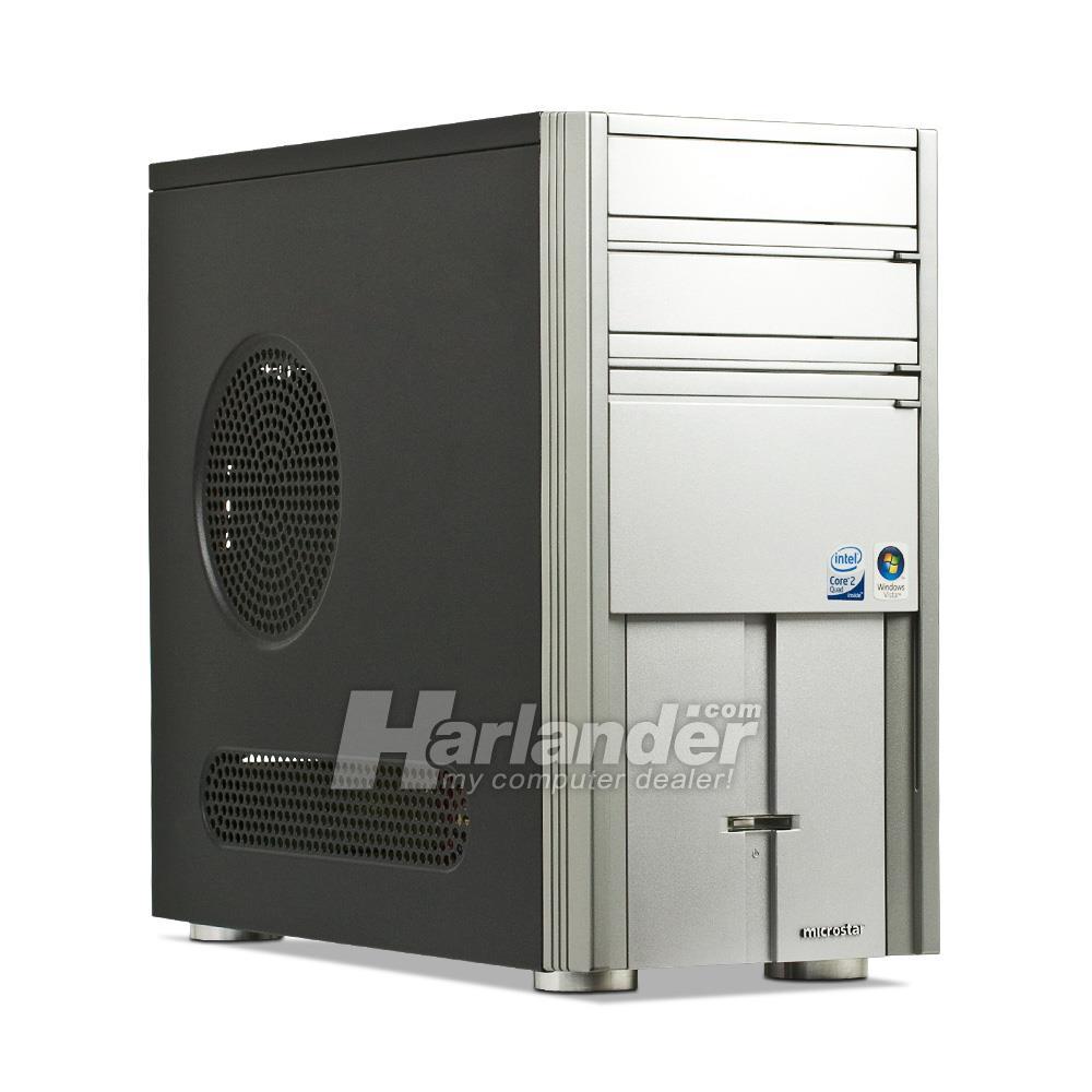 Medion Pc Mt 7 Core 2 Quad Q6600 24ghz 4gb 10030788 Processor 1