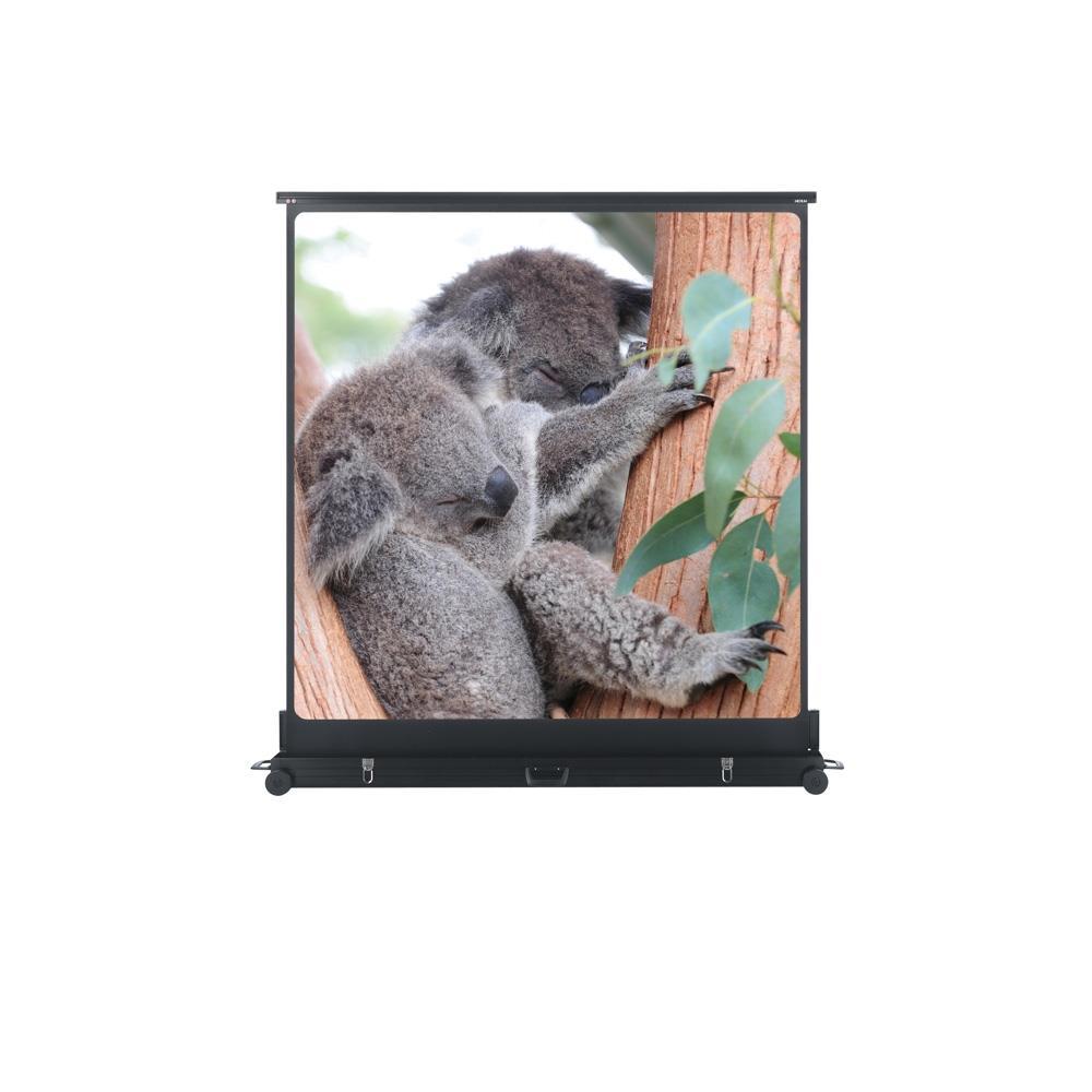 medium movielux mobil leinwand 155x116cm 4 3 10042069. Black Bedroom Furniture Sets. Home Design Ideas